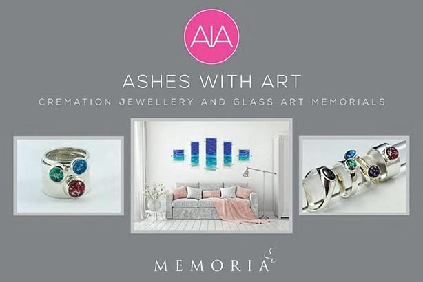 Ashes with Art Brochure